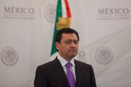 Miguel Ángel Osorio Chong, titular de la Segob. Foto: Octavio Gómez