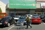 Una sucursal de Comercial Mexicana en la Ciudad de México. Foto: Miguel Dimayuga