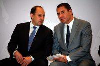 Fernando Manzanilla y Rafael Moreno Valle. Foto: Pablo Spencer / Esimagen.com.mx / LadoB