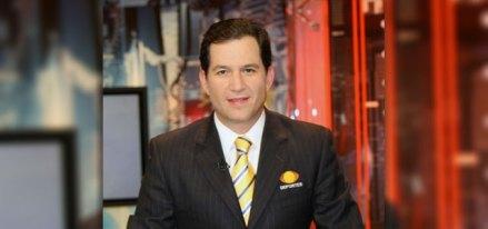 Javier Alarcón, director editorial de Televisa Deportes. Foto: Tomada de Twitter