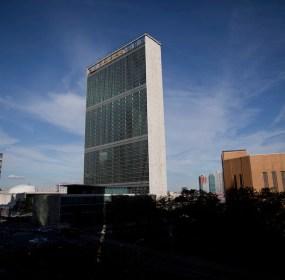 La sede de la ONU en Nueva York. Foto: Alejandro Saldívar