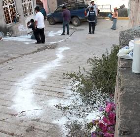 Asesinan a cuatro policías comunitarios en Tixtla. Foto: José Luis de la Cruz