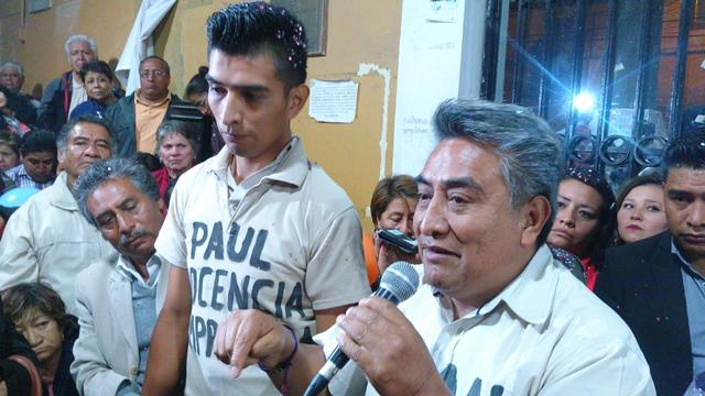 Adán y Paul Xicale. Liberados. Foto: Especial