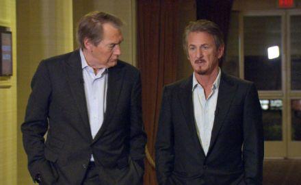 Sean Penn. Sigue la polémica. Foto: AP