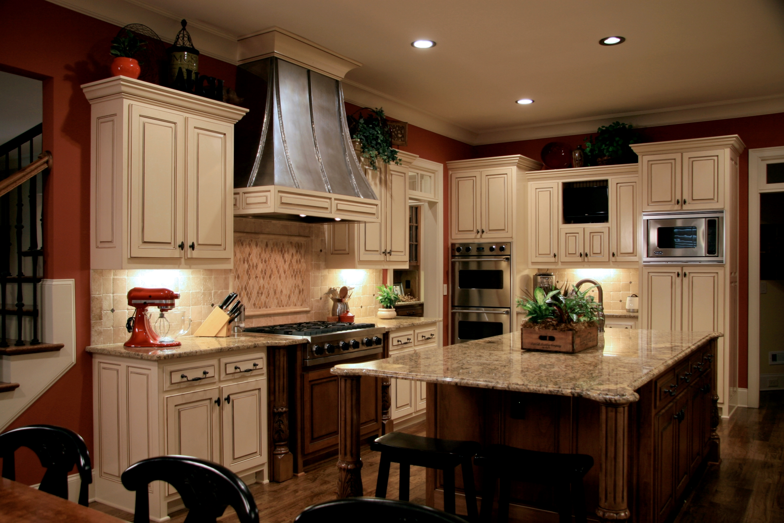 how to install recessed lighting in a kitchen recessed lighting kitchen Recessed lighting in a kitchen