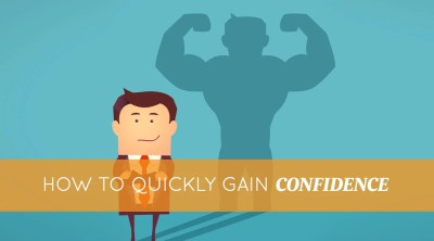 How to Quickly Gain Confidence - Proctor Gallagher Institute