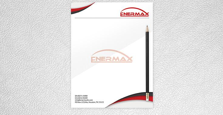 Letterhead Design, Company Letterhead Design - ProDesigns