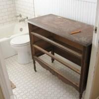 Farmhouse Bathroom Remodel Update
