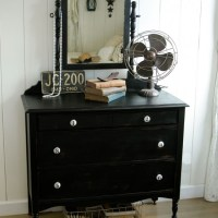 Outdated Dresser to Classic Vintage