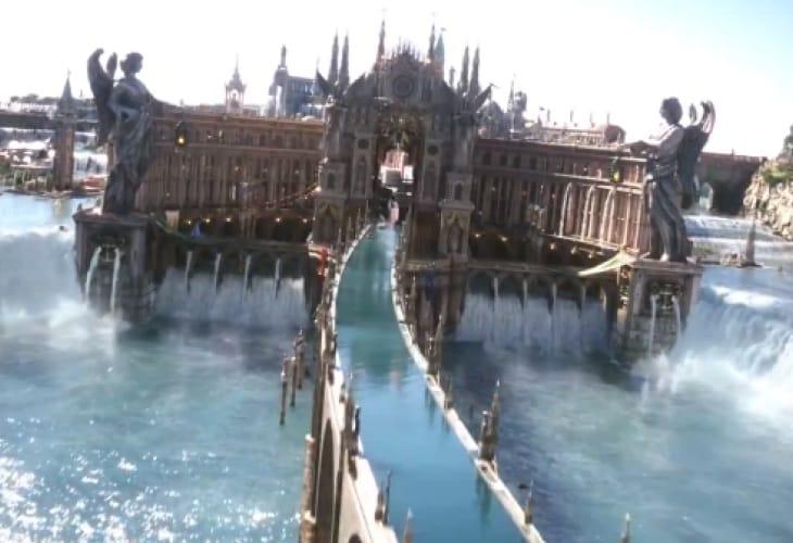 Final Fantasy Xv Iphone Wallpaper Final Fantasy Xv Isn T Ps4 Exclusive Best Graphics Of E3