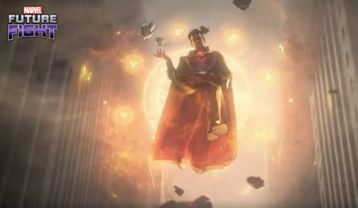 Iphone Vs Android Wallpaper Dr Strange Future Fight Release After Official Tease