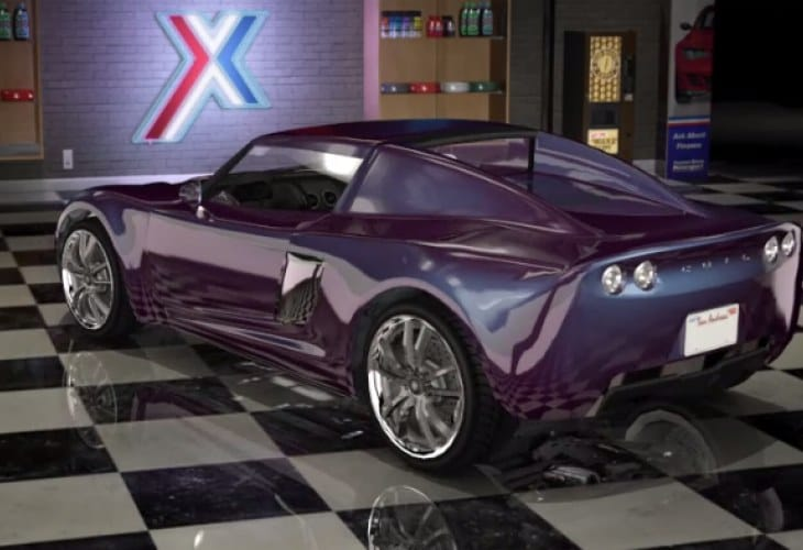 Gta V Iphone 5 Wallpaper Gta V Cars List Starts With Rockstar Tease Product