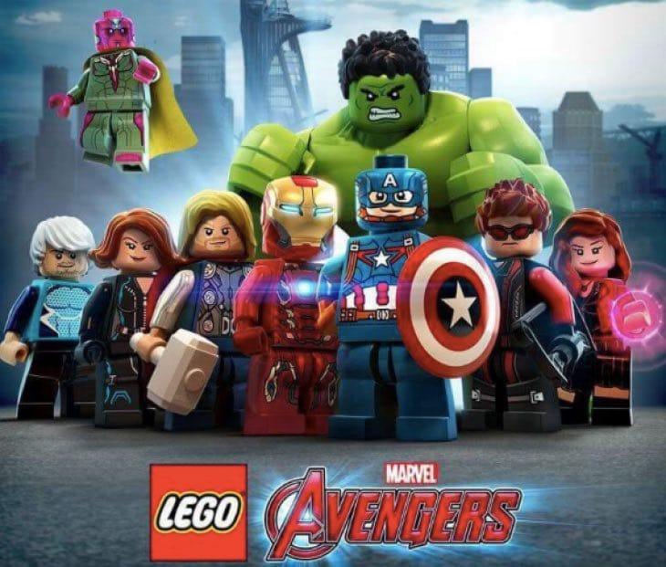 Marvel Super Heroes 3d Wallpaper Lego Marvel Avengers Spider Man Dlc Release In 2016