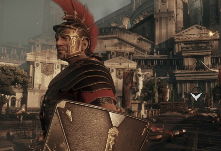 October Fall Wallpaper Ryse Son Of Rome Vs Killzone Shadow Fall Debate