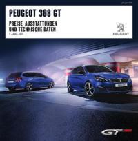 Peugeot Automobile Deutschland Kataloge