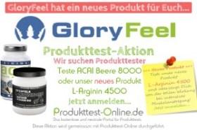 GloryFeel Facebook PO Unsere Aktionen auf Facebook