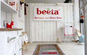 beeta - Reiniger aus Rote Bete beeta