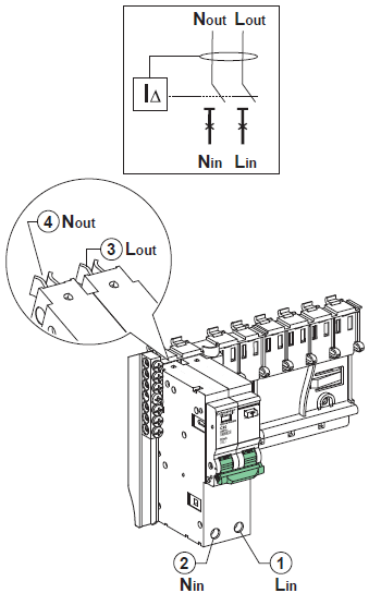 2 pole rcbo wiring diagram