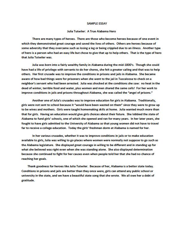 creative narrative essay essay on high school experience apa essay