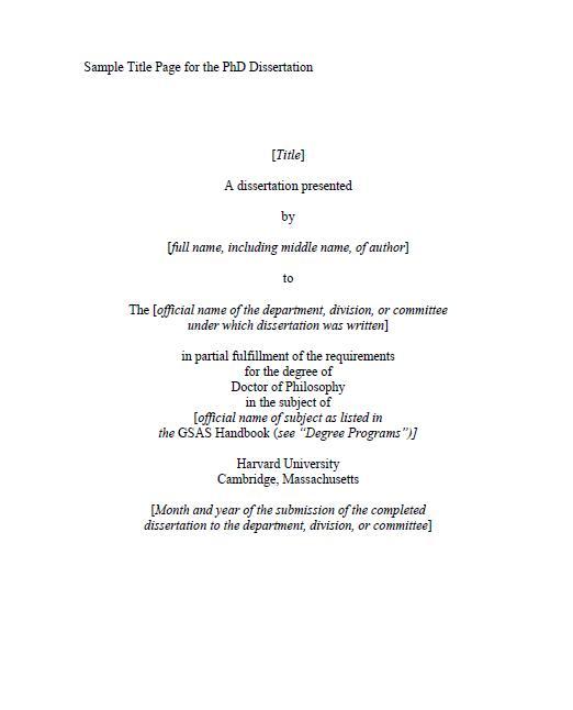 Nursing thesis titles examples