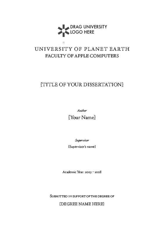 phd papers thesis