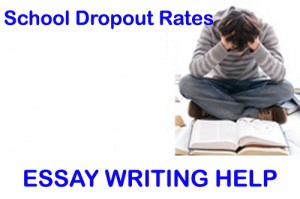 thesis statement high school dropouts