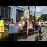 St. Thomas Activism