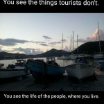 See more than a tourist