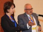 Alessia Bianchi, direttore del nuovo ufficio Ice ad Addis Abeba, e Giulio Mulas, direttore dell'ufficio Ice di Johannesburg