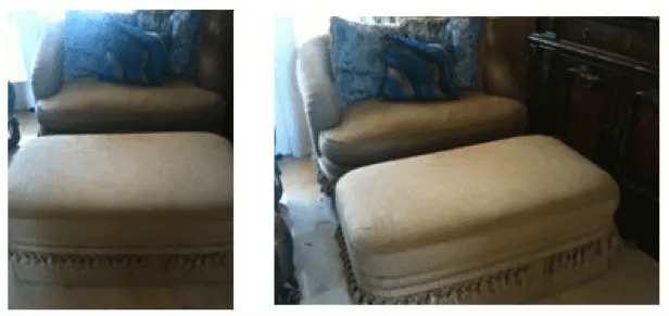Antique overstuffed chairs images