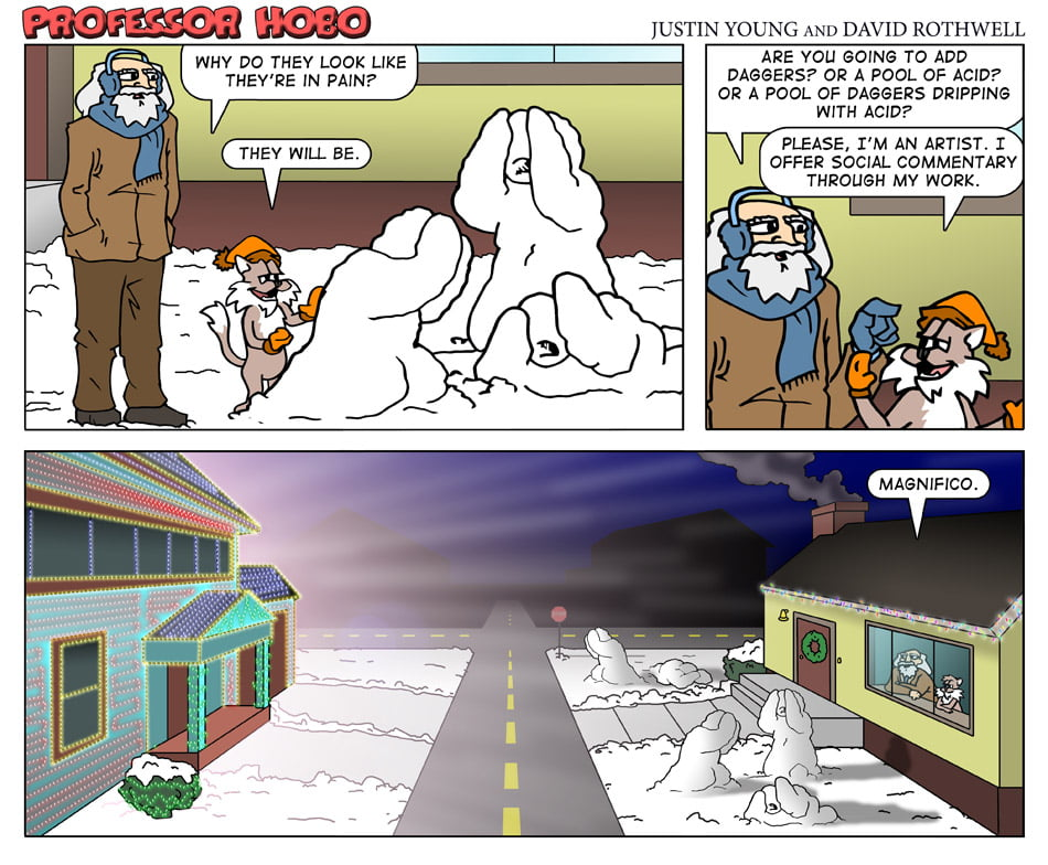 Studies in Snowmen