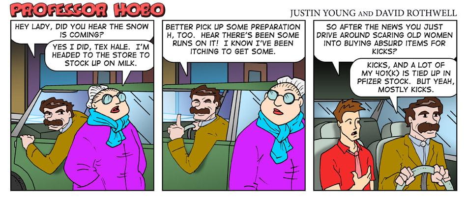 Cruising for Women