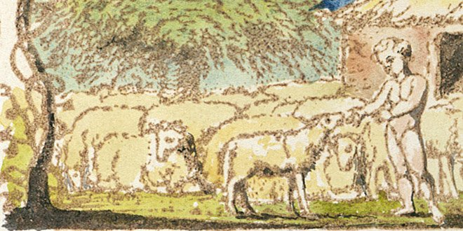 an analysis of the lamb by william blake The lamb is one of the simplest poems of blake the symbolic meaning of it is  almost clearly stated in the poem the lamb which is probably the most important .