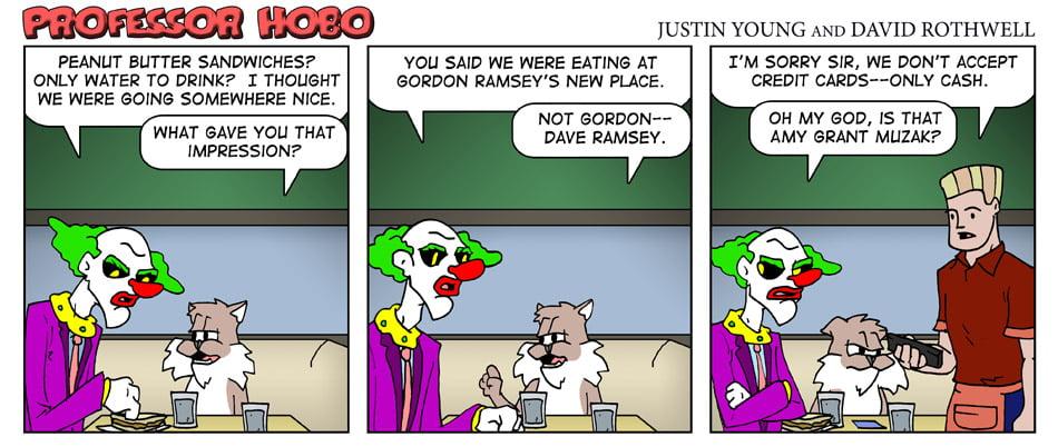 Dave Ramsey's Restaurant