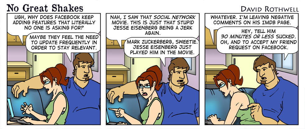 Unwanted Facebook Features