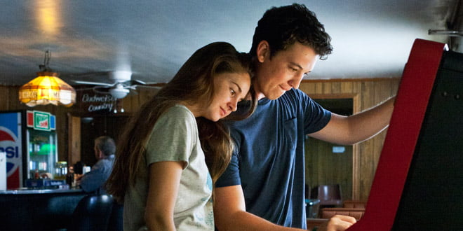 Review: The Spectacular Now