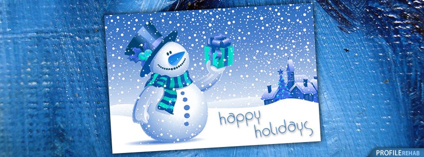 Happy Holidays Facebook Cover - Happy Holidays Images Free - Cute - free images happy holidays