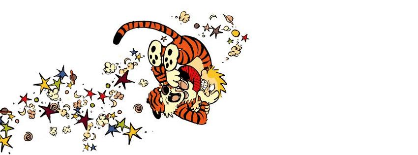 Calvin And Hobbes Fall Wallpaper Calvin And Hobbs Comic Cover For Facebook