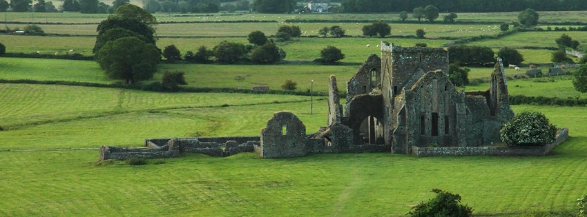 Thankful Wallpaper Quotes Ancient Ruins In Ireland Facebook Cover