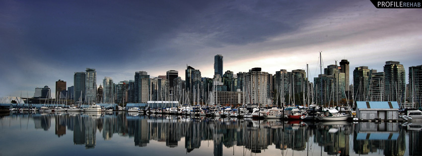 The Fall Guy Wallpaper Vancouver Canada Skyline Facebook Cover