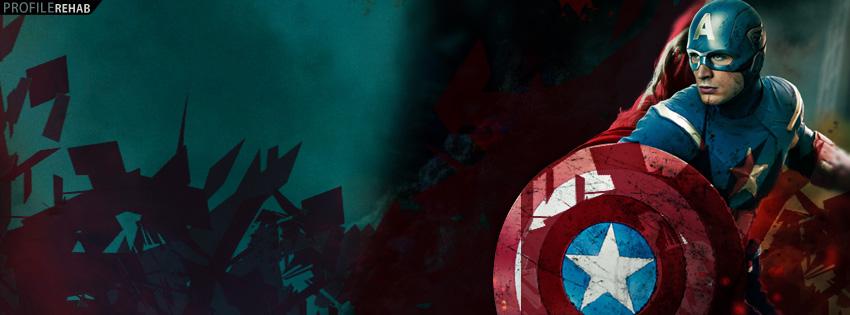 Sarcastic Wallpaper Quotes Avengers Captain America Facebook Cover
