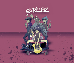Iphone 2g Wallpaper New Gorillaz Wallpaper Best Gorillaz Musicians Wallpaper