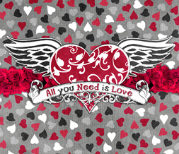 Cute Emo Wallpapers For Iphone Free Hearts Wallpapers Cute Love Desktop Wallpapers