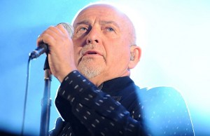 """Peter Gabriel will release """"Back to Front: Live in London"""" DVD on June 23 via Eagle Rock"""