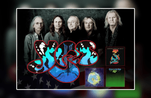 Yes 2014 tour