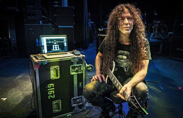 "MARTY FRIEDMAN to Release New Album ""Wall of Sound"""