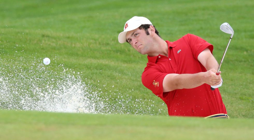 Jon Rahm joins Team TaylorMade after ending his amateur career as the #1 player in the World Amateur Golf Ranking. Credit: Royal Spanish Golf Federation