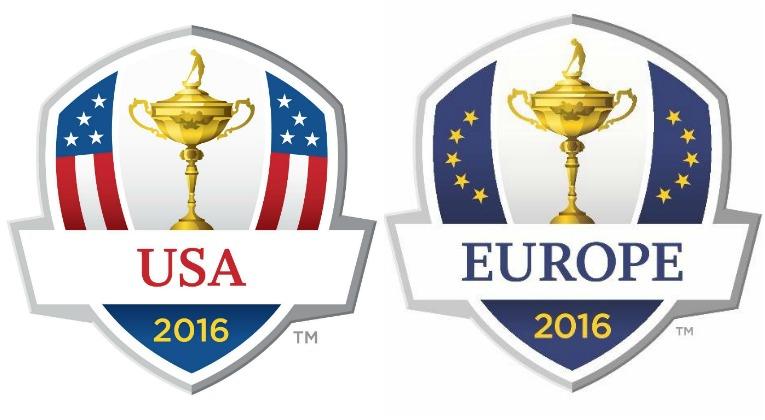 Ryder Cup twitter logos