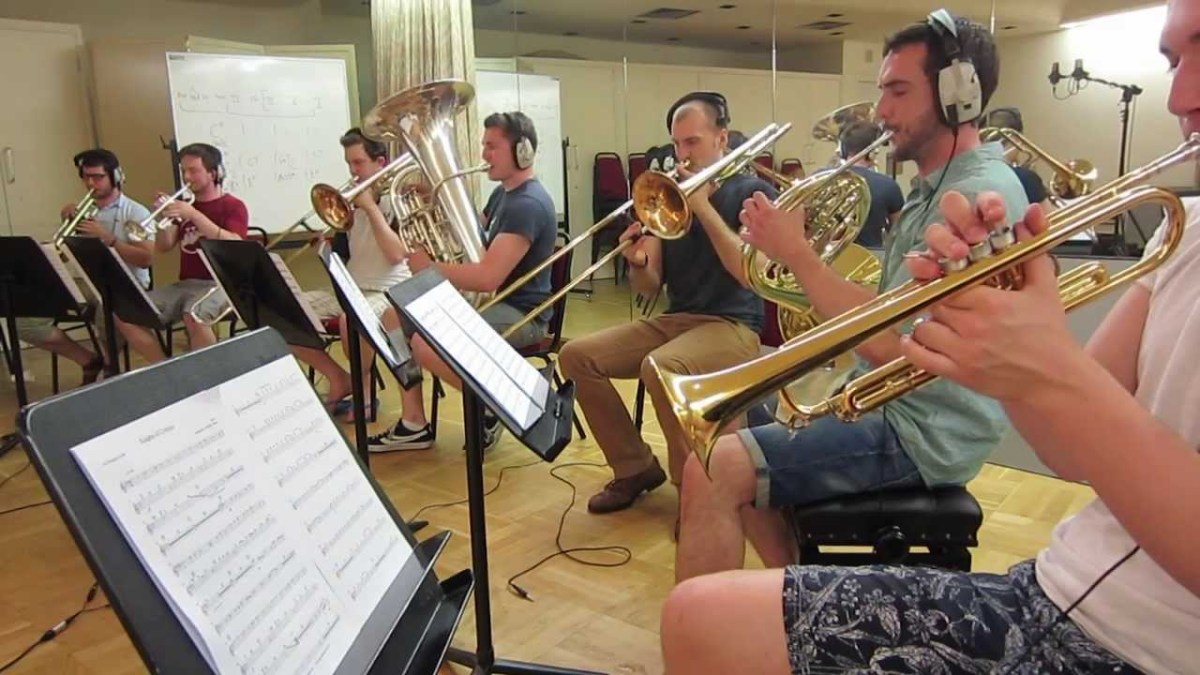 Vigilante Brass - Knights of Cydonia (Muse Brass Cover)