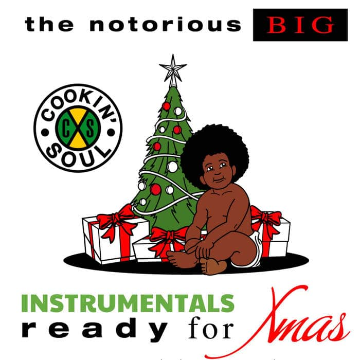 Cookin Soul – Ready for Xmas Instrumentals